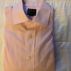 Jos A Bank long Sleeve Dress Shirt